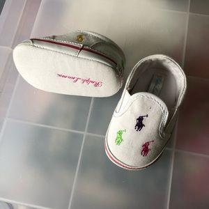 Ralph Lauren Shoes - Ralph Lauren baby shoes